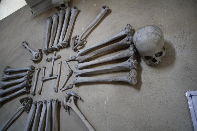 The Bone Church, Czech Republic