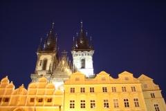 Downtown Prague