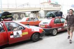 ATC Mongol Rally in Odessa