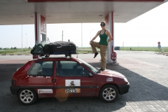 ATC Mongol Rally Lauren