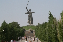 Volgograd, South-West Russia