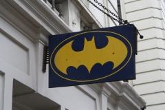 Comic Shop in London