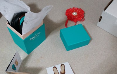 The Tieks Package - Abandon the Cube